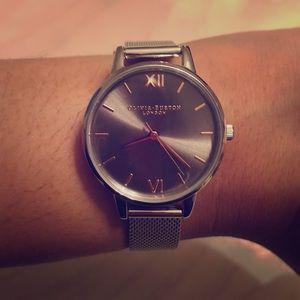 Olivia burton watch !!